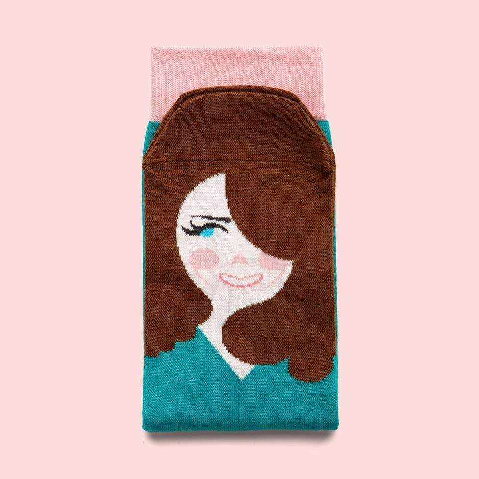 Fun socks for stocking fillers for teenagers