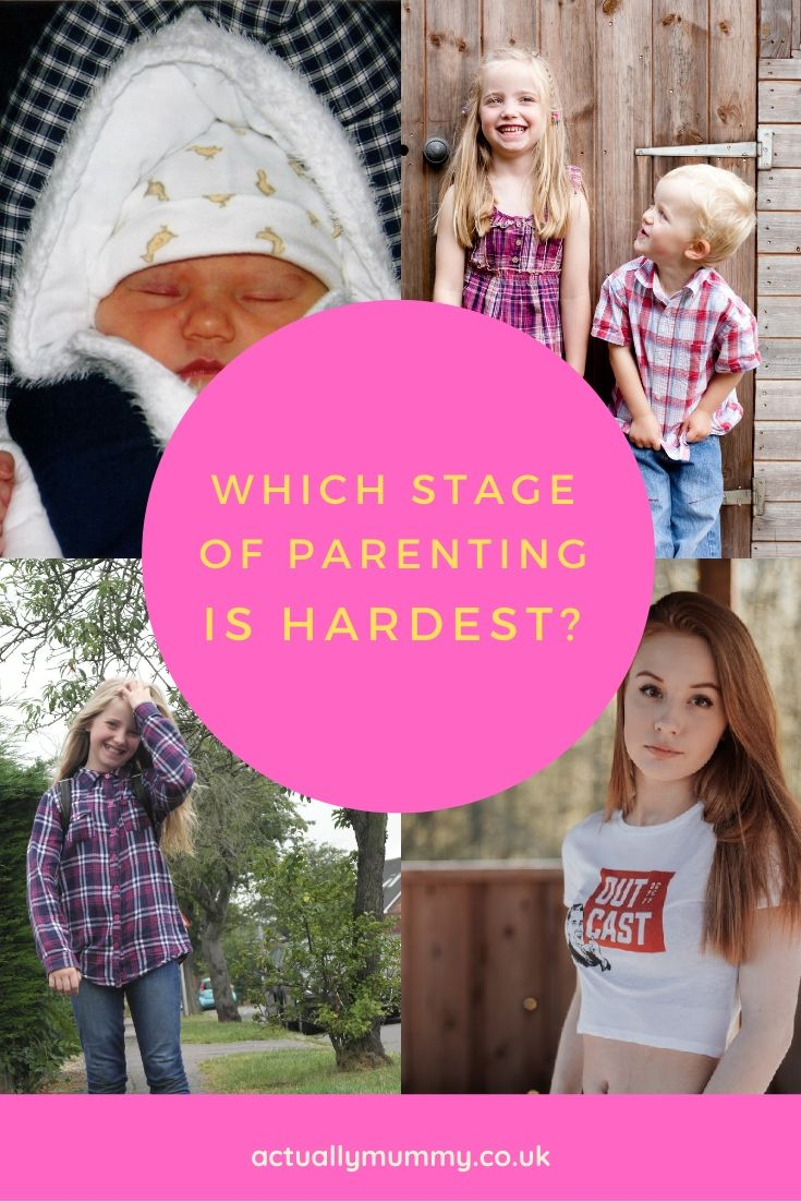 4 key stages of raising a child: When does parenting get easier?