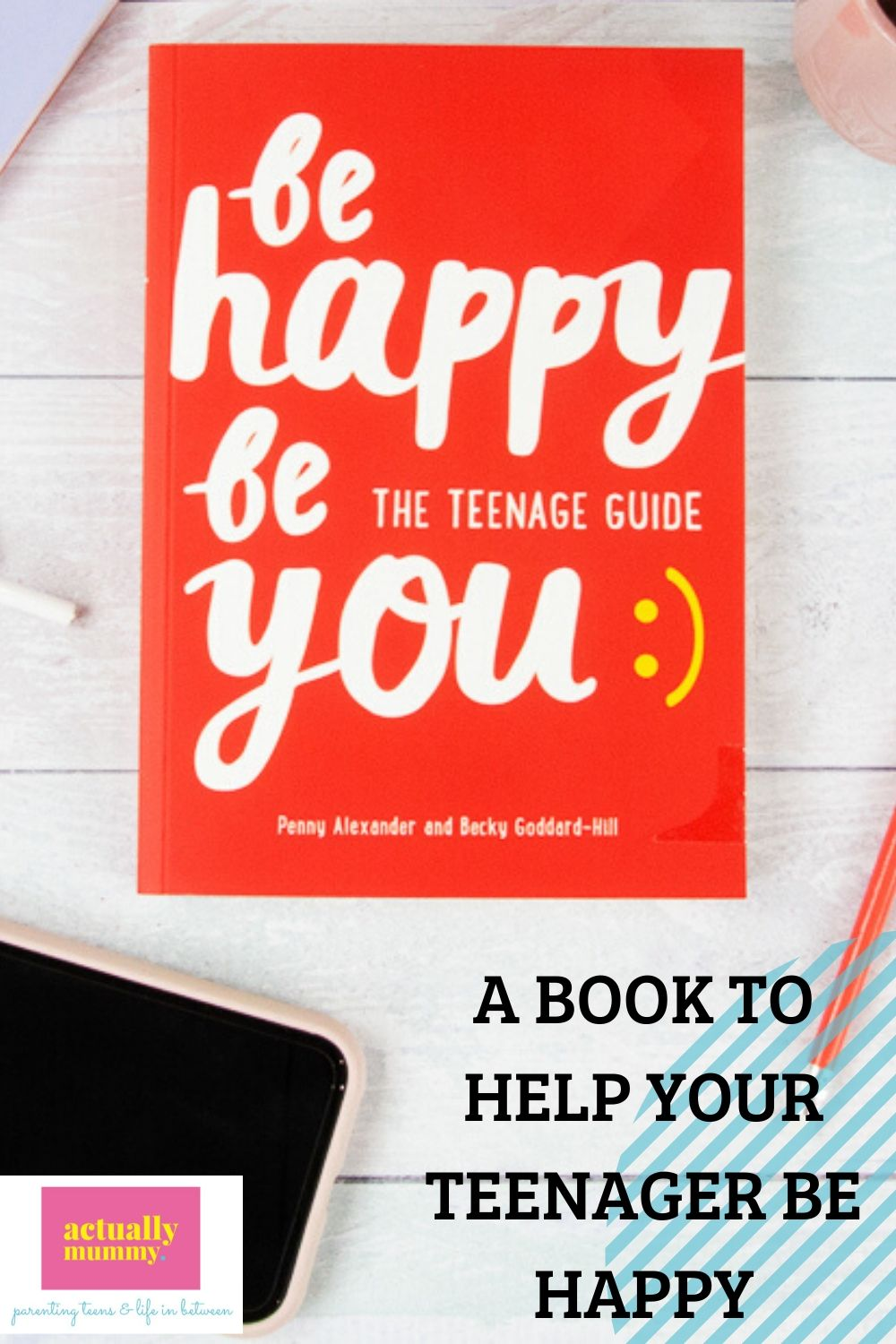 Book review: how to help your teen be happy