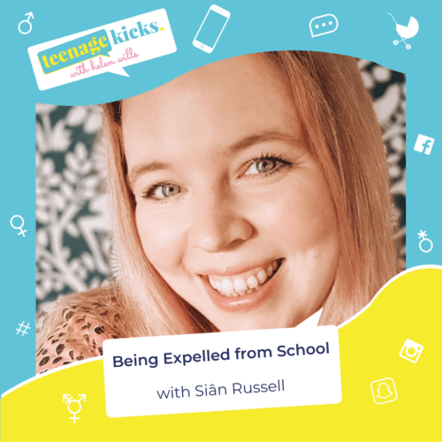 Sian tells us about how she coped after being expelled from school