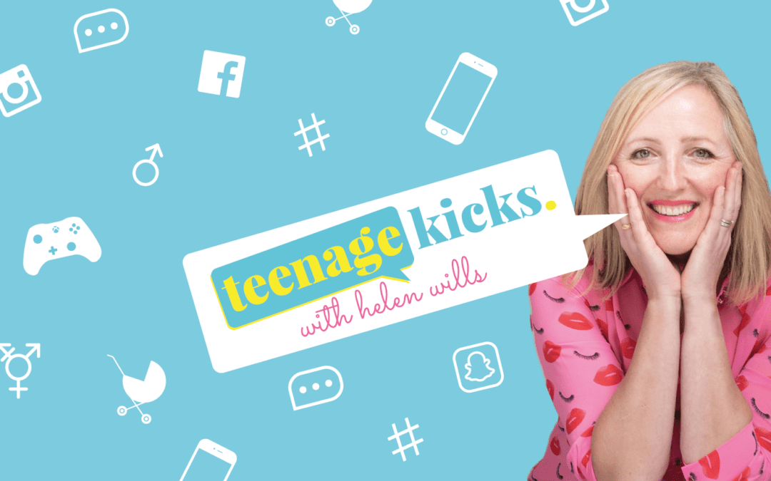 Welcome to The Teenage Kicks Podcast – Teen Mental Health for Families