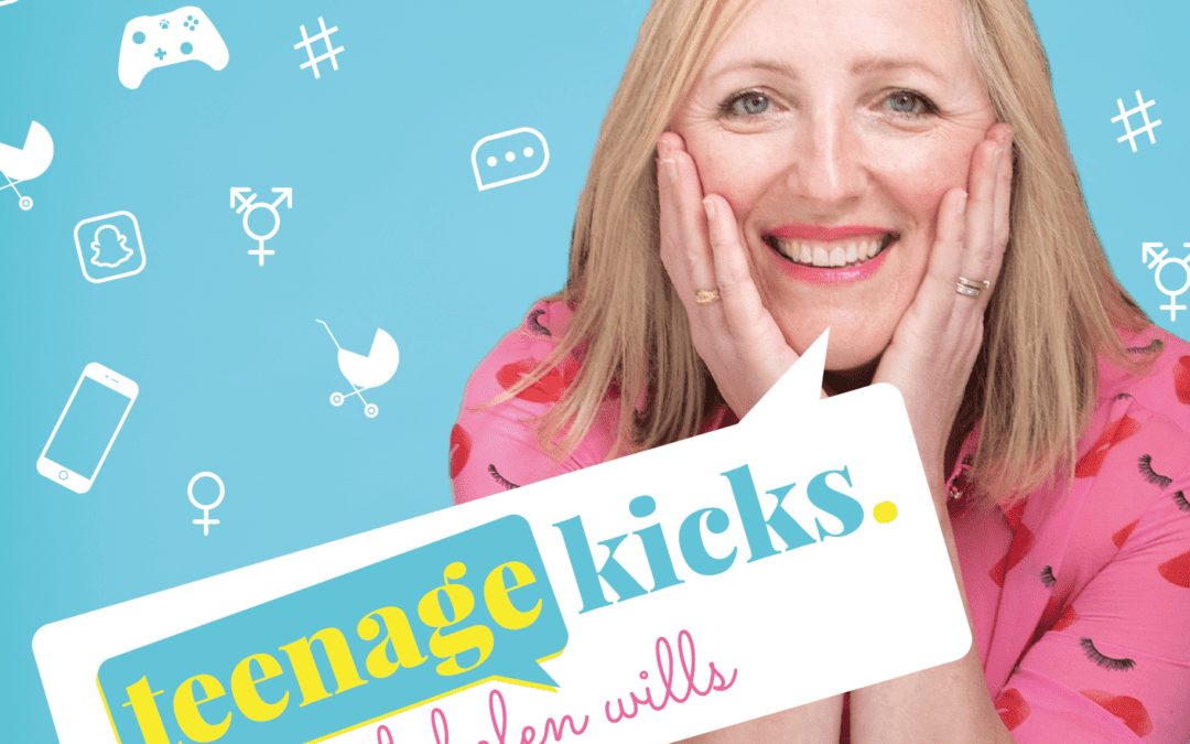 Season 2 of The Teenage Kicks Mental Health for Teens Podcast Has Landed!