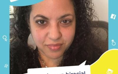 Teenage Kicks: Growing up as a Biracial Girl with Michelle Perry