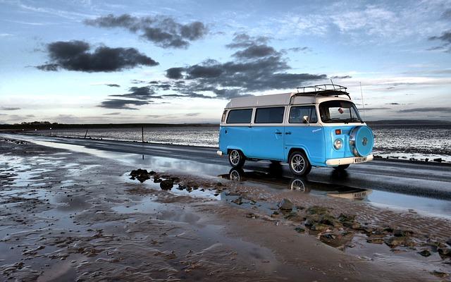 Glampervan Adventures: 7 Ways To Add Luxury To Your Camper