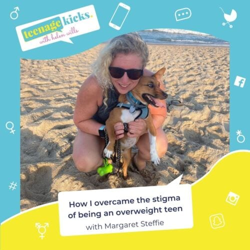 Margaret talks about the stigma of being an overweight teen