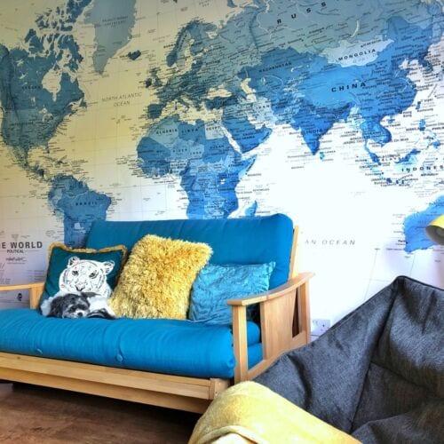 Teenage hangout room ideas