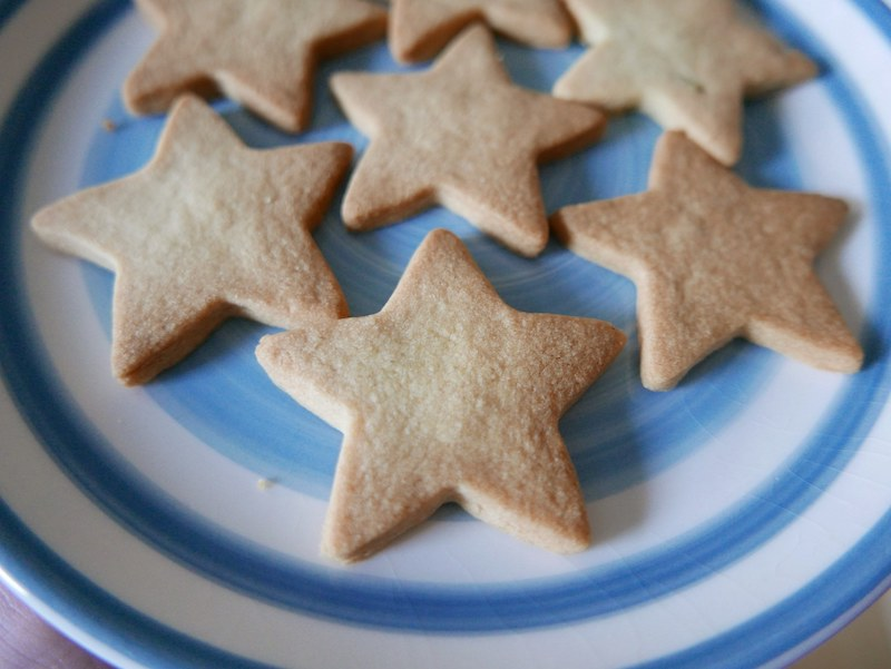 Using up Christmas leftovers - brandy butter biscuits recipe