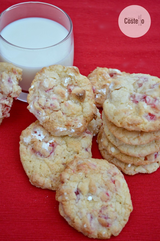 Use up leftover christmas cake ingredients with these yummy cookies