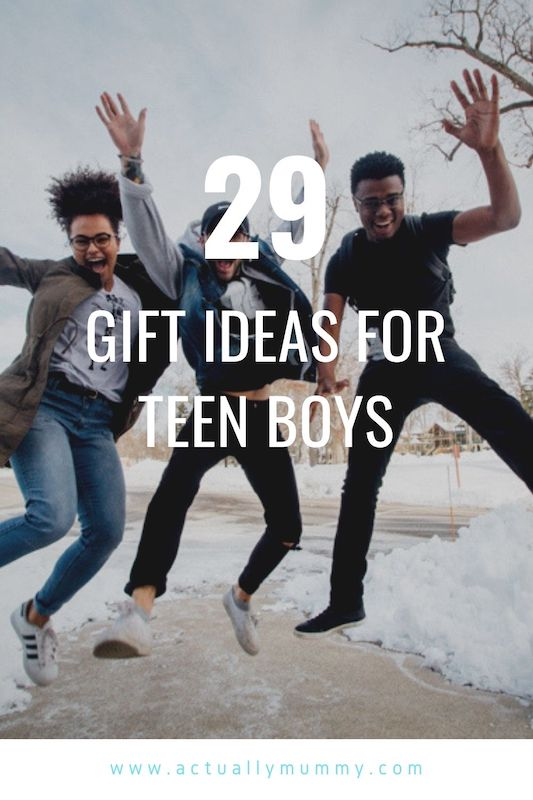 pin image 29 gifts for teenage boys