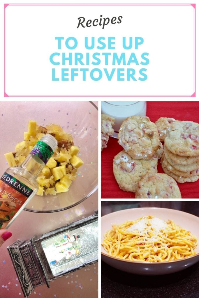 Brilliant ideas for using up Christmas leftovers that don't involve a sandwich