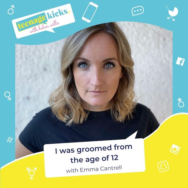 What is grooming - Emma talks about coping with sexual abuse as a young teen