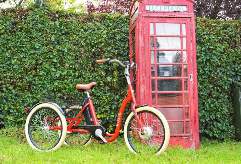 A short guide to adult tricycles and the benefits of riding one