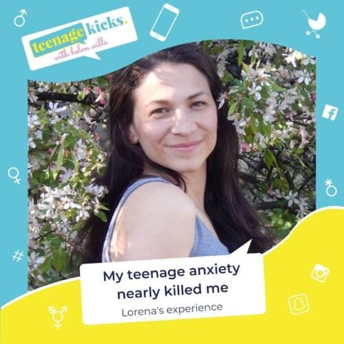 How to Spot Teenage Anxiety and Support Your Teen