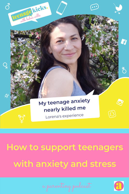 Anxiety in teenagers - how to spot the signs, and what to do about it