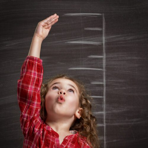 How to monitor your child's growth