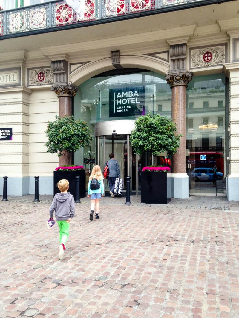 Travel: Amba Hotel at Charing Cross London
