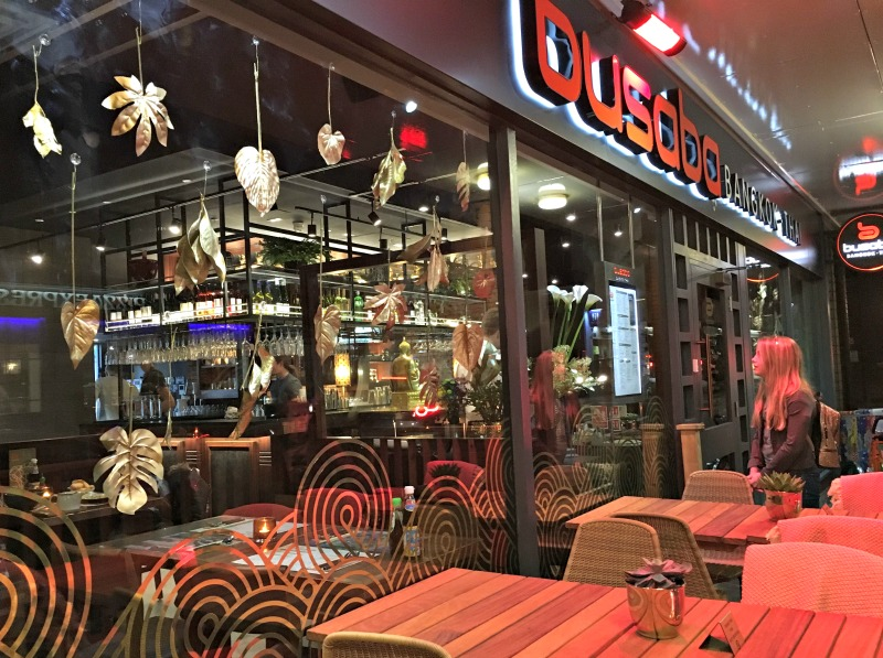 St Albans Restaurants: a Family Dinner Busaba Thai