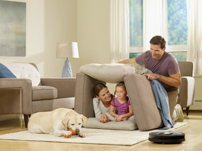 Home: a Review of the iRobot Roomba Robot Vacuum Cleaner