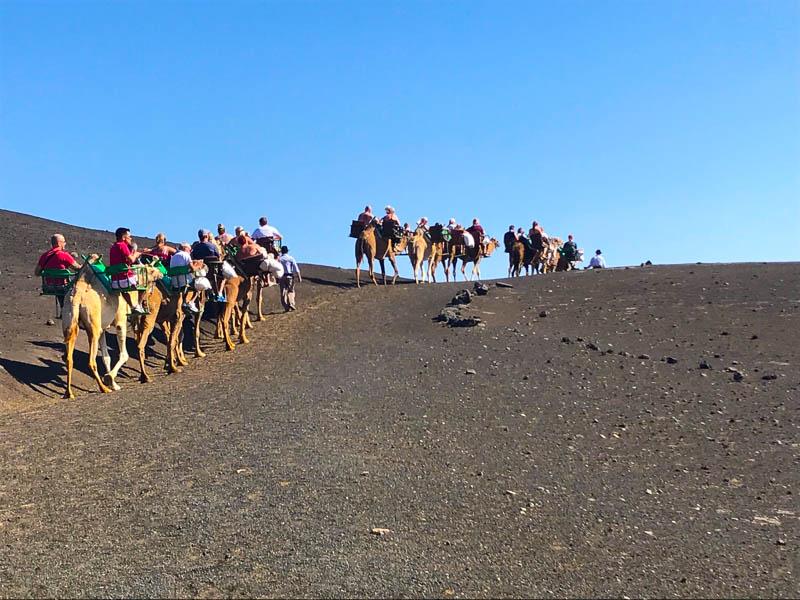 Travel: Volcanoes in Lanzarote
