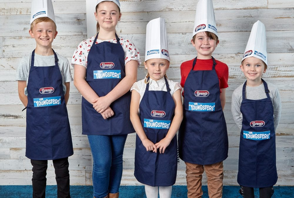 Family food: Why letting kids loose in the kitchen could banish fussy eating
