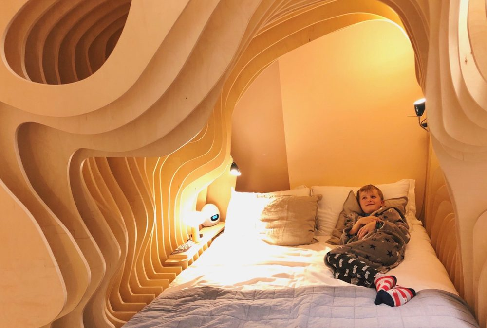 Family Travel: A Relaxed Stay at the Zed Rooms Shoreditch (review)